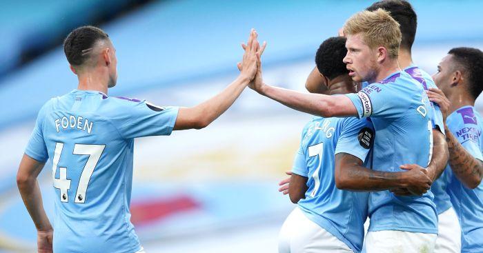 De Bruyne talks up potential of Man City teammate Foden