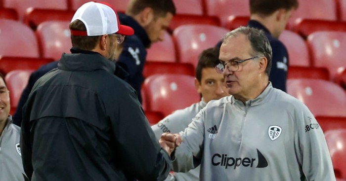 Leeds given January signing hope as Liverpool decide to sell full-back