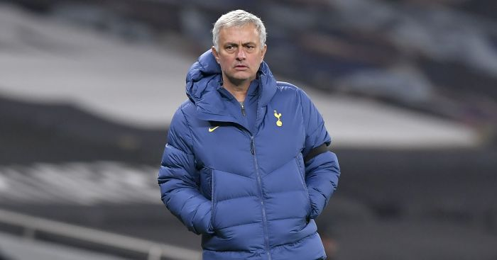 Mourinho offers hope to Tottenham squad players over game time