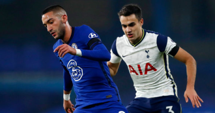 Honours even as wasteful Chelsea draw with subdued Tottenham