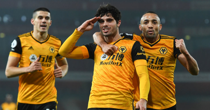 Wolves tactical change causes Arsenal havoc after early sickening injury