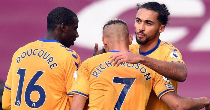 Calvert-Lewin goal not enough as Nick Pope denies Everton victory