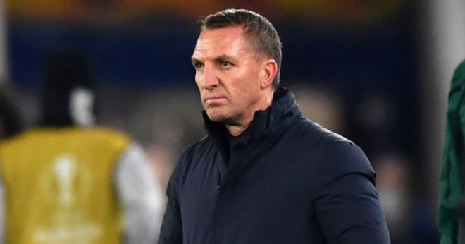 Rodgers insists Leicester scorer must 'work harder' despite 'great' attributes