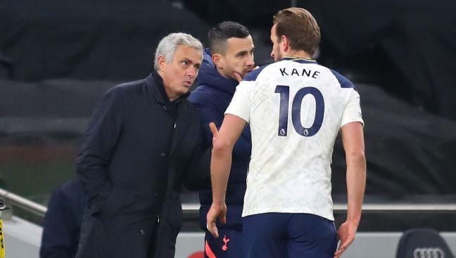 Mourinho issues warning to Tottenham stars ahead of festive fixtures