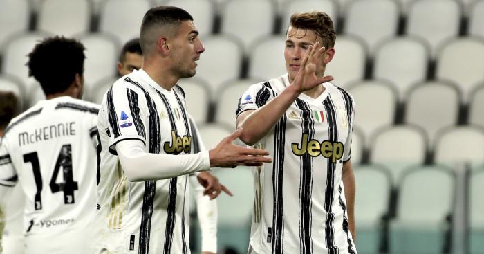 Pundit tells Man Utd to insist on two Juventus stars in Pogba swap deal