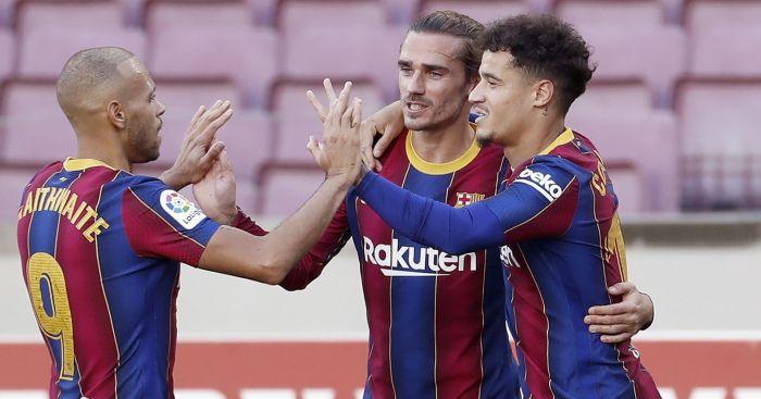 West Ham poised to make audacious bid for Barcelona forward