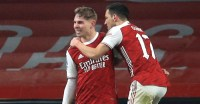 Arsenal talent Smith Rowe names Man Utd star he models game on