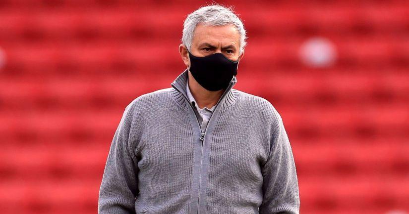 Jose Mourinho Spurs TEAMtalk boss