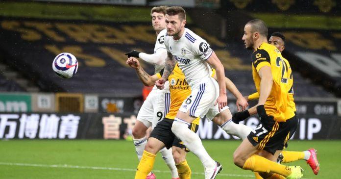 Liam Cooper Leeds United TEAMtalk