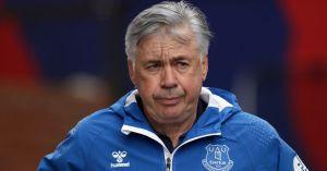 Ancelotti does not risk with Jordan Pickford for Everton