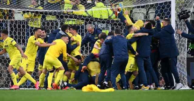 Villarreal Europa League win TEAMtalk