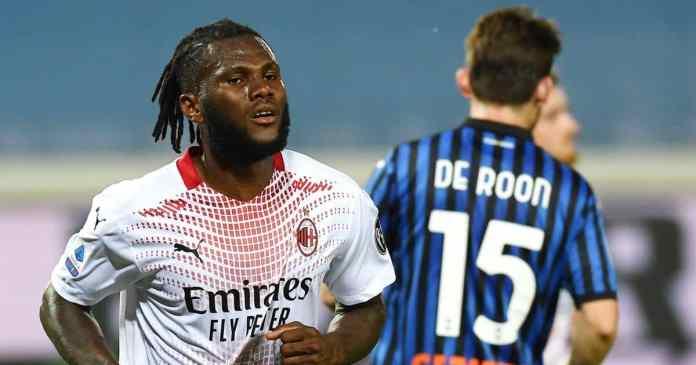 Franck Kessie AC Milan midfielder TEAMtalk