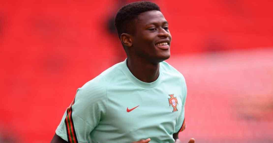 Nuno Mendes, Portugal full-back