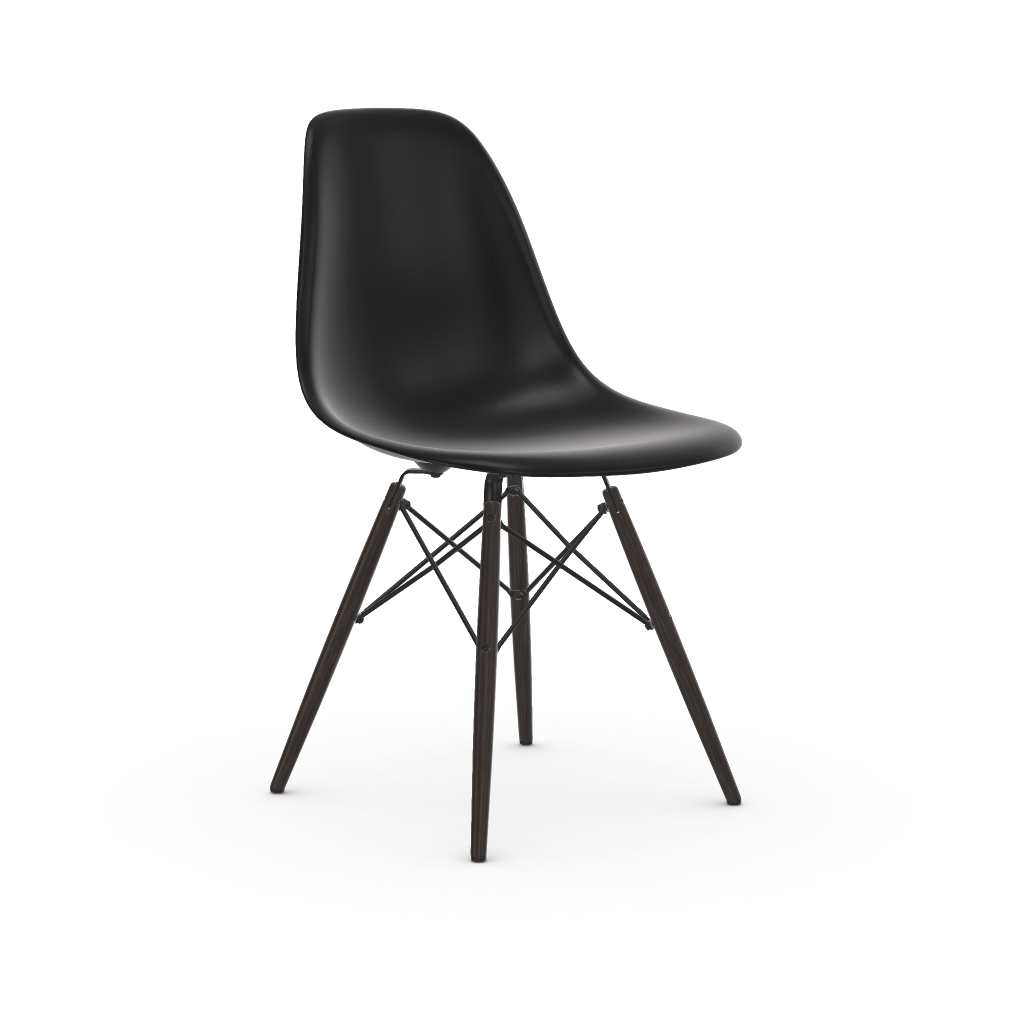 vitra eames plastic side chair dsw