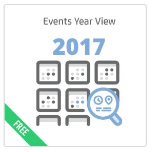 Calendarize it! for WordPress 9