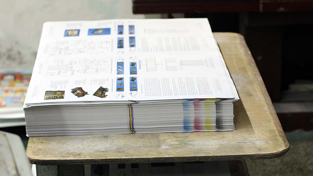 Offset Printing Paper Options Explained