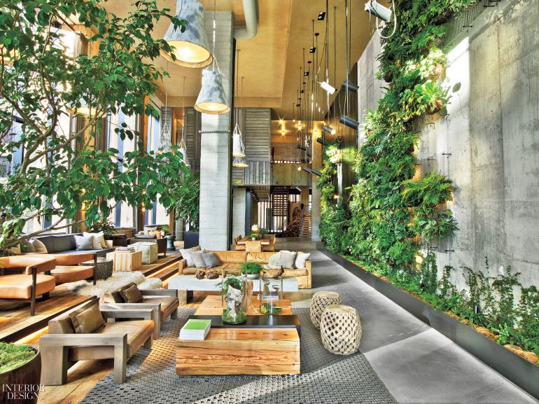 1 Hotel Brooklyn Bridge Park By Inc Architecture Amp Design