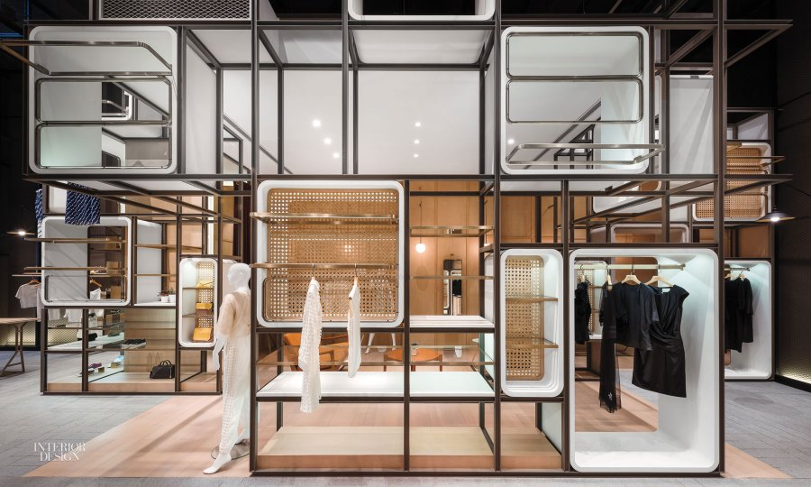 13 Stunning Stores Around the World Chuang x Yi by Lukstudio  Photography by Dirk Weiblen