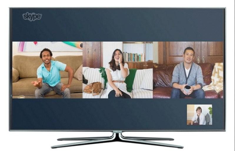 Resultado de imagen para smart tv videollamadas
