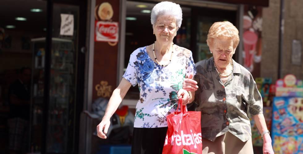 Cuatro modelos para la pensión de viudedad en Europa