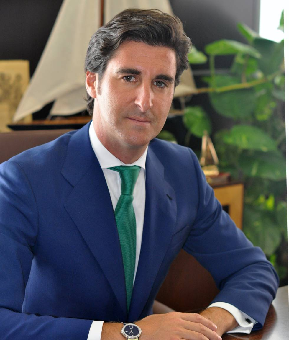 José Luis almazán, vicepresidente ejecutivo de PIPE.