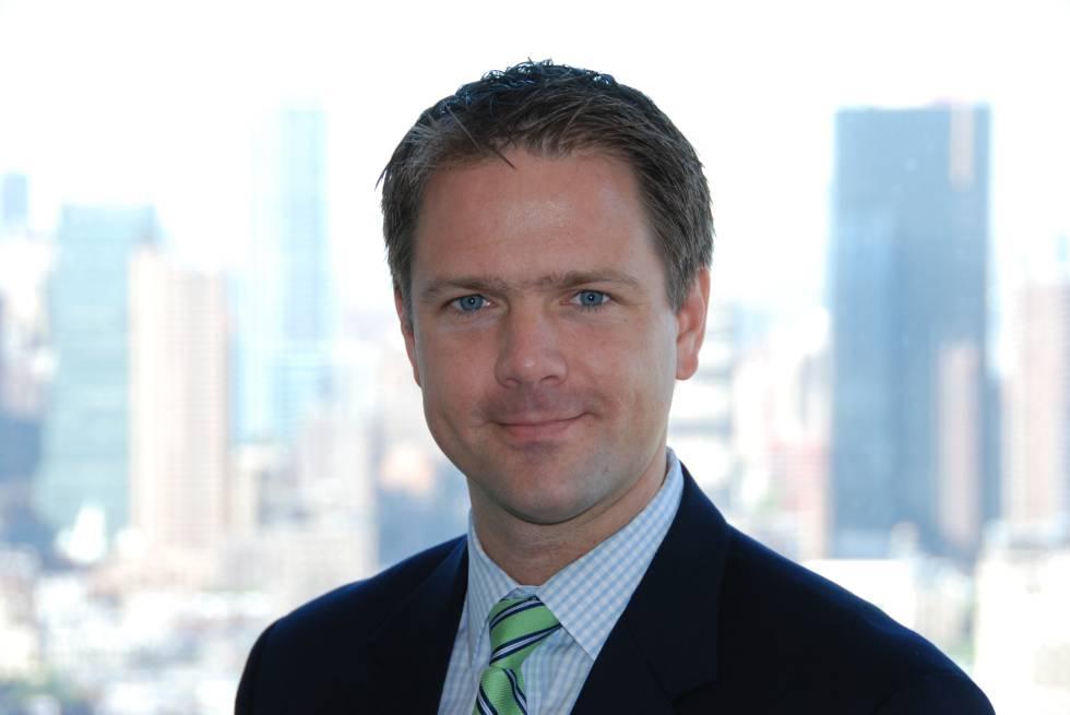 El economista jefe de EE UU de Unicredit, Harm Bandholz.