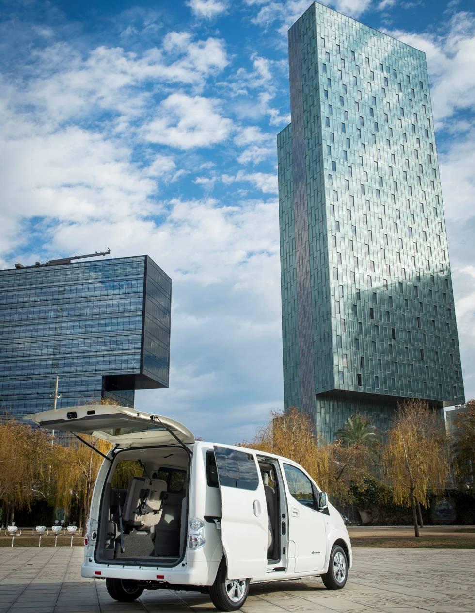 Las furgonetas, perjudicadas por el alza del diésel