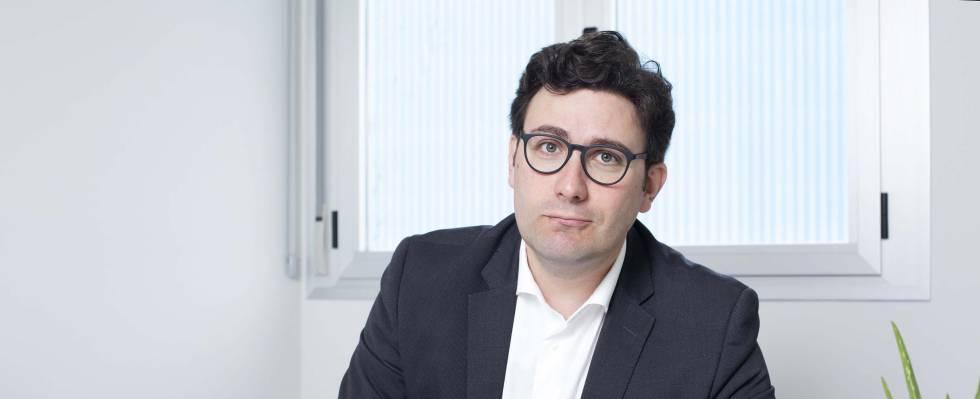 Javier Martínez Ríos, consejero delegado de Wible