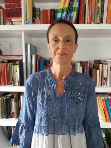 María del Pino Domínguez, profesora de Derecho de la ULPGC e investigadora de Economía Social y Cooperativismo