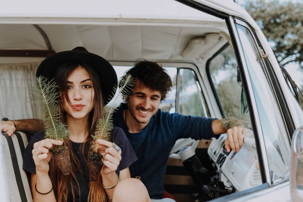 Sara Cobos y Fernando Cervigón, fundadores de Todarus.