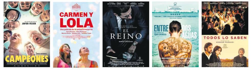 El cine seduce a los inversores a falta de más financiación pública