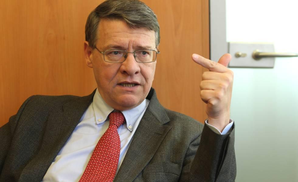 El presidente de Red Eléctrica Española, Jordi Sevilla