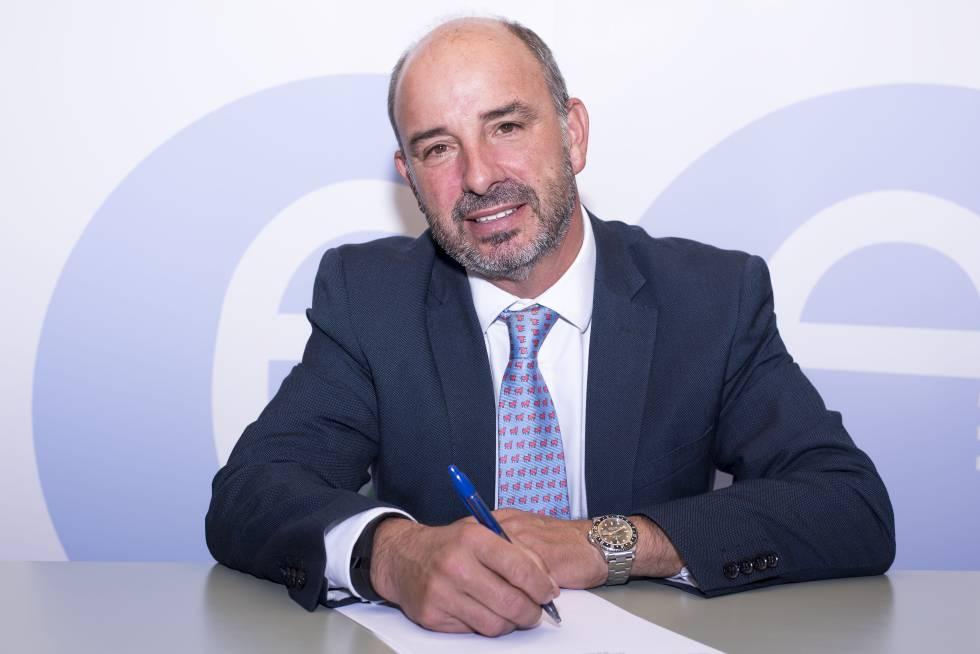 Jorge de Benito, presidente de CEEES.