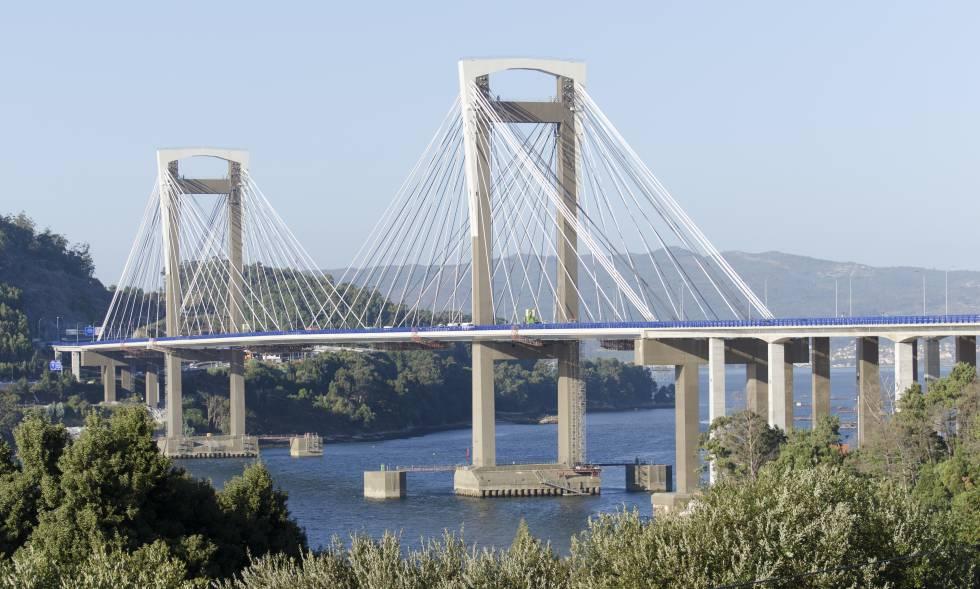 Puente de Rande, remodelado por ACS.