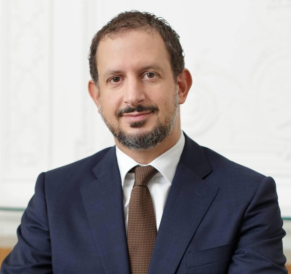 Philipp Rickenbacher, nuevo consejero delegado del banco Julius Baer