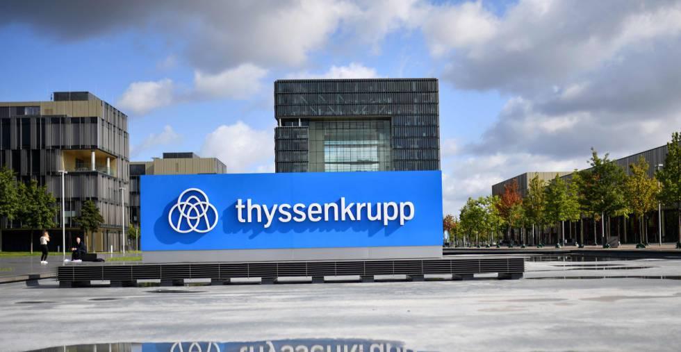 Thyssenkrupp denuncia ante el TUE a la Comisión Europea por vetar su fusión con Tata Steel
