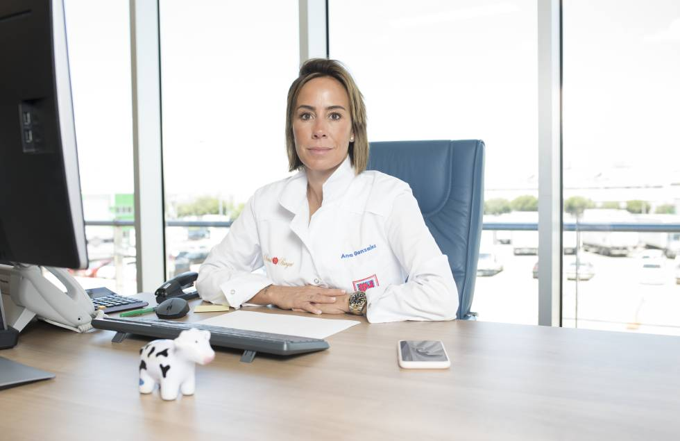 Ana González (Central de Carnes Premium)