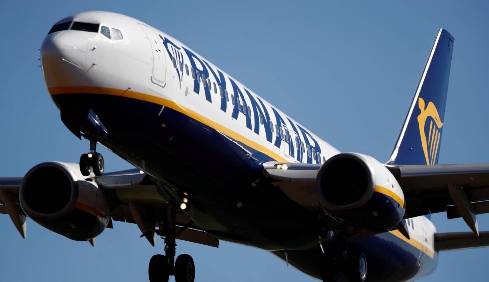 Ryanair cerrará cuatro bases en España e inicia un ERE para 512 trabajadores