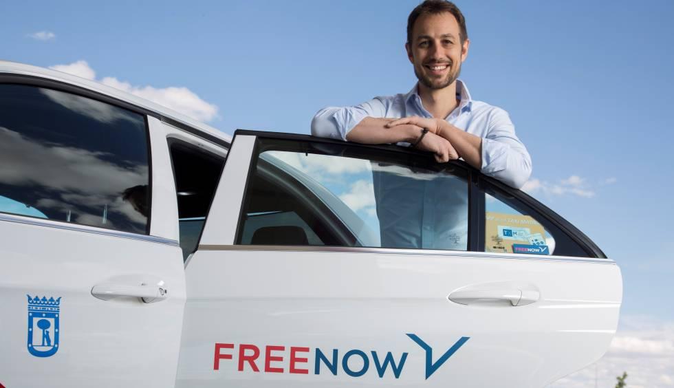Jaime Rodríguez de Santiago, nuevo director general en España de Free Now.
