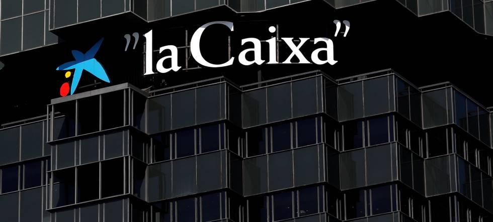 Sede operativa de CaixaBank en Barcelona