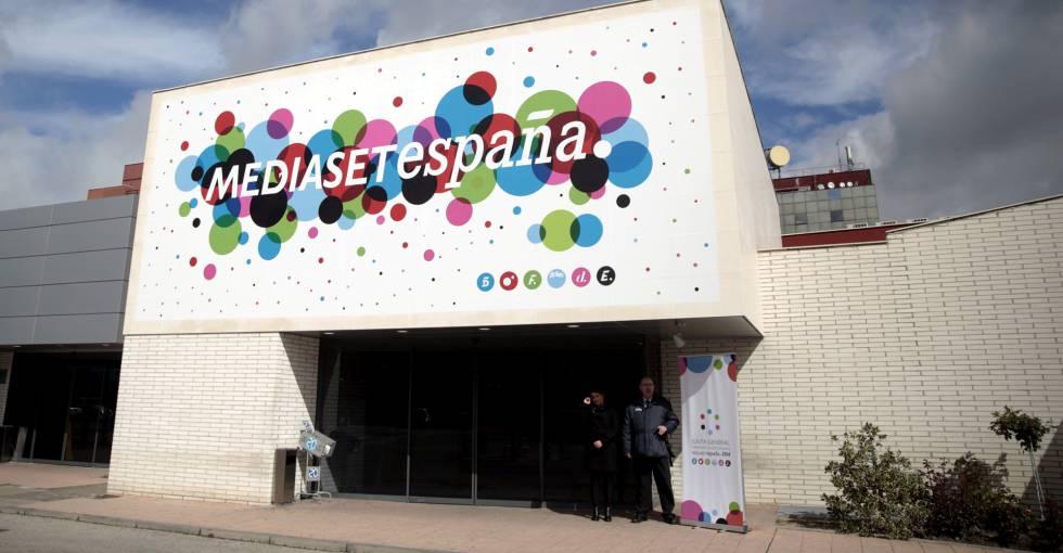 Mediaset España resultados