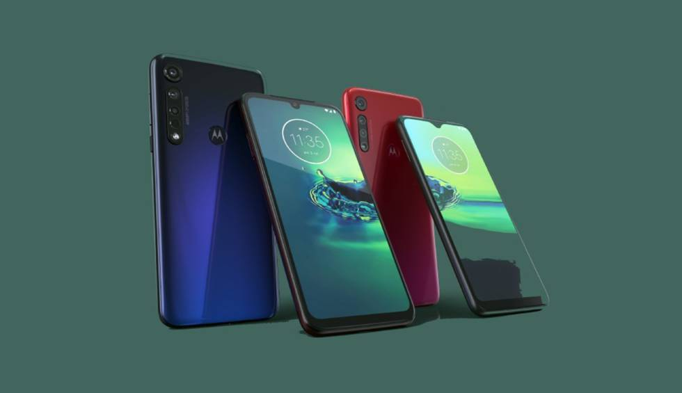 Nuevos Motorola Moto G8 Plus Moto E6 Play Y Moto G8 Play
