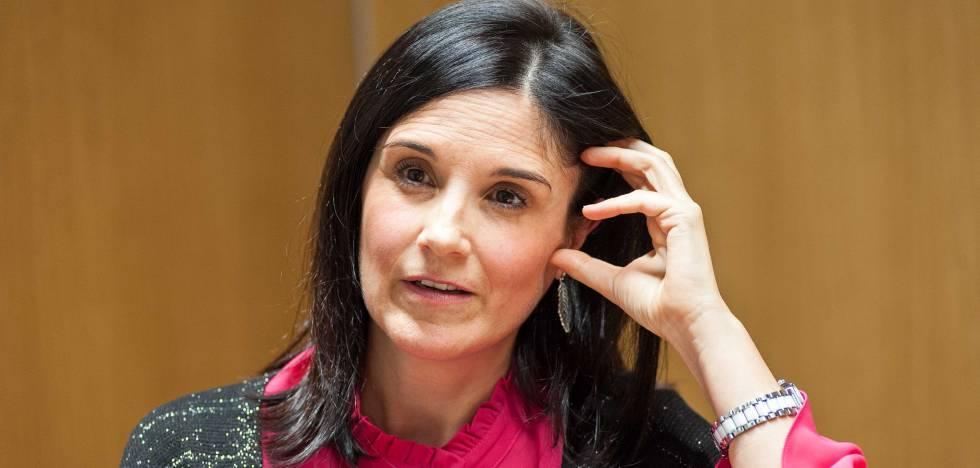 Adela Martín, responsable de banca privada en España de Banco Santander
