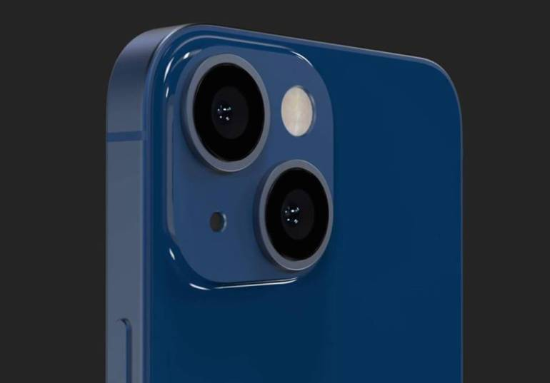 New camera layout of the iPhone 12s?
