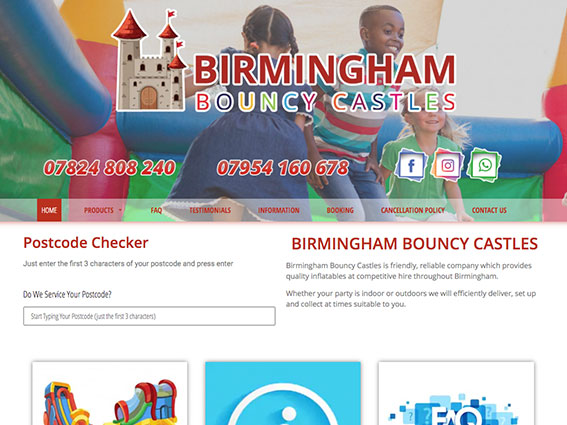 Websites-Birmingham_Bouncy_castles