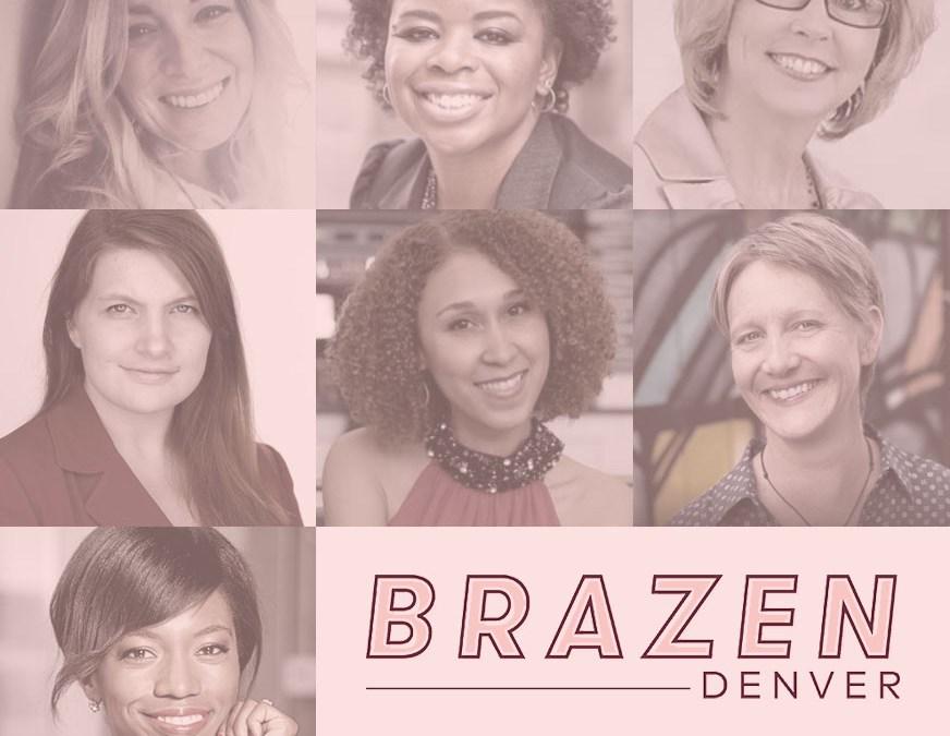 Money Mindset Panelist at the Launch of Brazen Denver