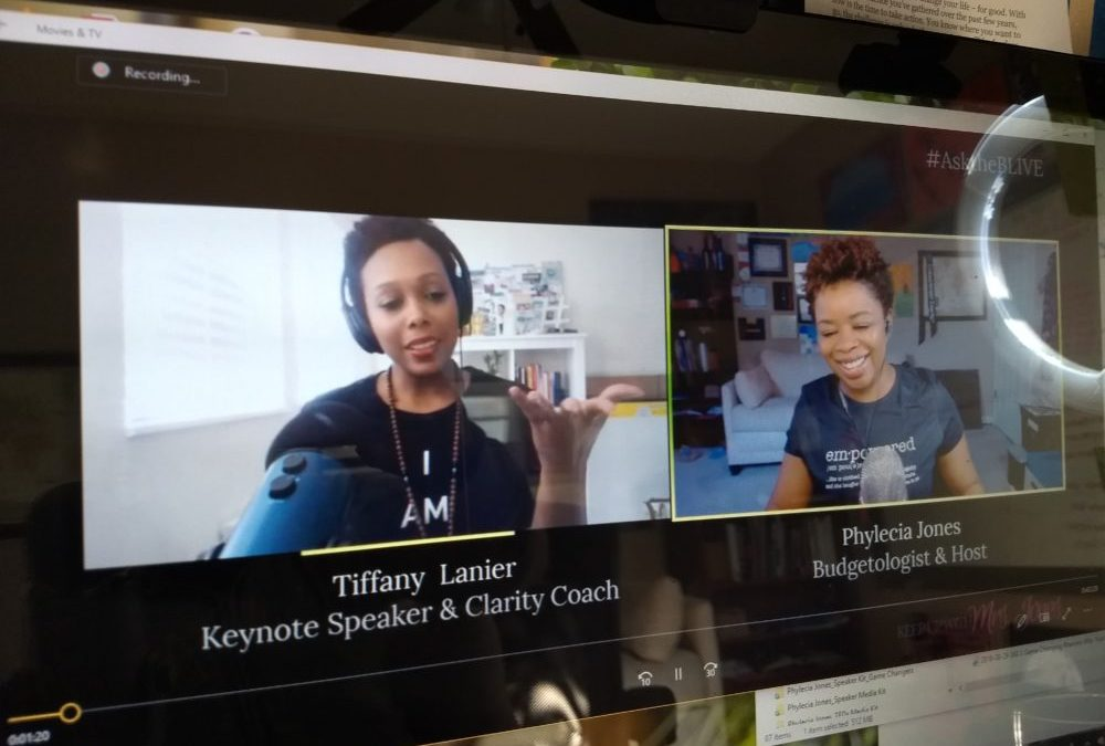 390 | Speaking, Success and Morning Routines with Guest Host Tiffany Lanier