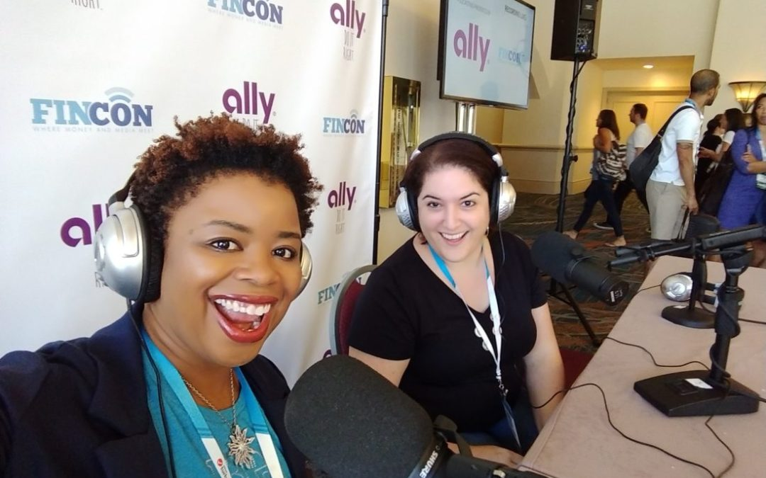 395 | (Live from FinCon18) Talking Mindset and Success with Jessica Garbarino of Every Single Dollar