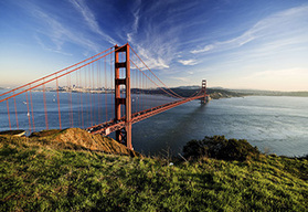 San Francisco South self drive motorcycle tour - San Francisco