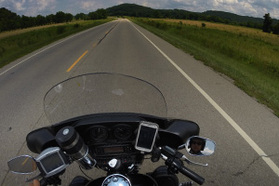 Atlantic to Pacific Guided Motorcycle Tour